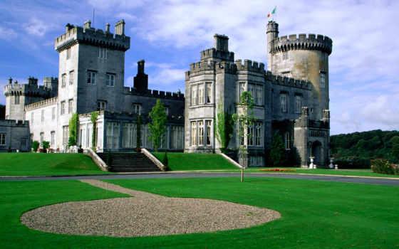 ireland, castle, ennis, дома, ирландии, episode, замки, джессика, шотландия,