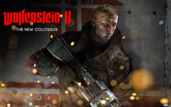 wolfenstein, new, colossus, прохождение, freedom, chronicles, art, studio, greenolor, заказать,