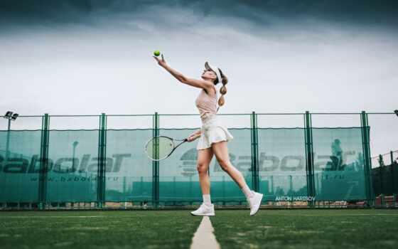 девушка, katrin, anton, спорт, tennis, sports, юбка, leg, молодой