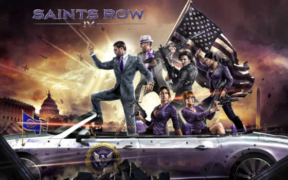 row, saints