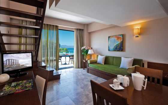 platanias, hotel, beach