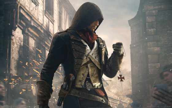 assassin, creed, unity