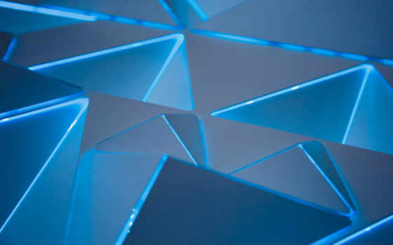 partner, triangles, blue
