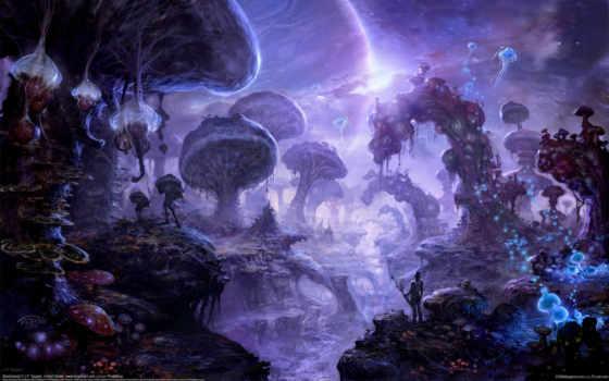 грибы, art