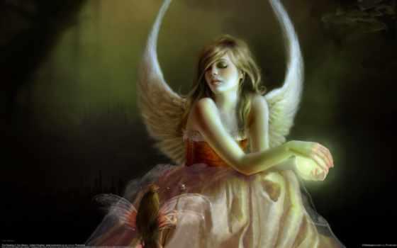 fantasy, ангелы, angel, крылья, плакат, девушка, marino, фантазий, sue,