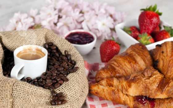 утро, добрым, доброе, утром, завтрак, любимой, coffee,