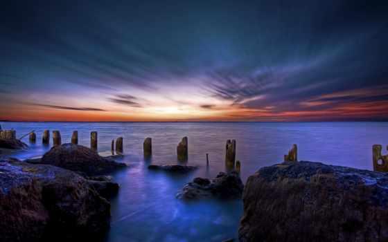 ipad, ocean, fonds, ecran, природа, пляж, iphone, море,