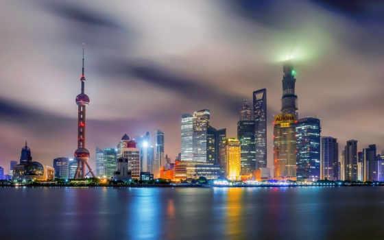 shanghai, город, дробилок