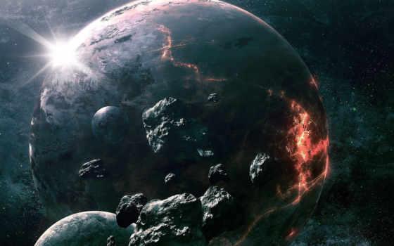 астероид, cool, high,