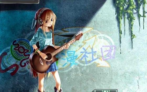 anime, музыка