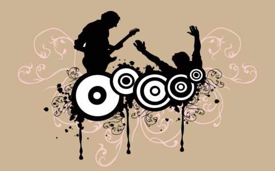 музыка, вектор, free, eps,