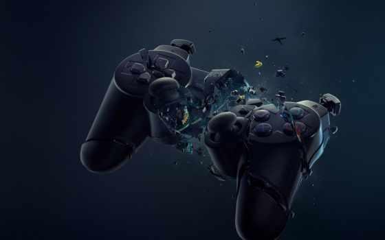controller, playstation, dualshock,
