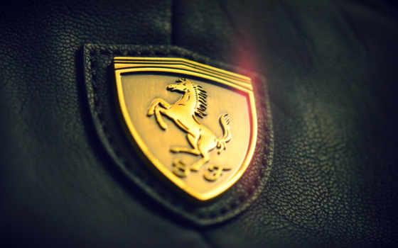 ferrari, логотип, загрузок, logo, макро, телефон, para, картинку, эмблемы,