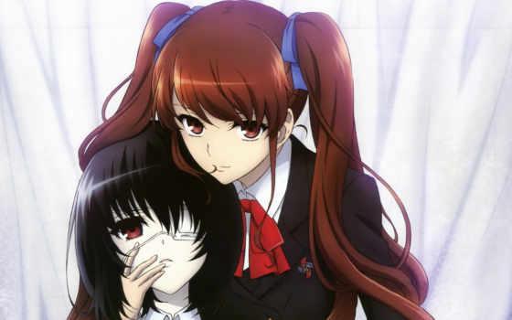 anime, другой, ужасы, жанре, иная, другая, animacity, страница, смотреть,