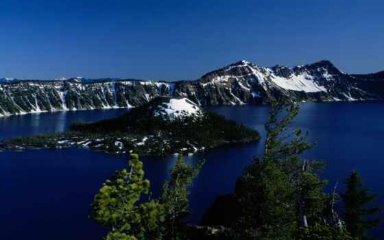 mount, scenery