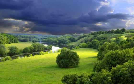 река, природа Фон № 31726 разрешение 1920x1080