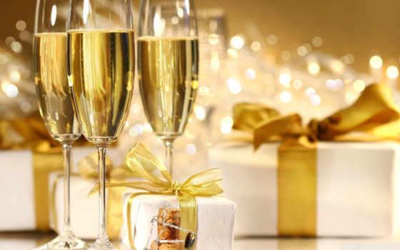 очки, шампанского, шампанское