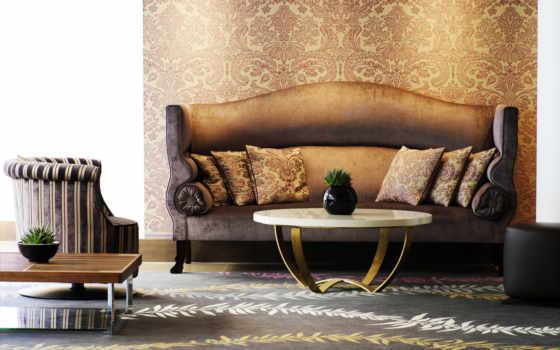 interer, мебель, комната