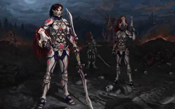 warhammer, eldar, game