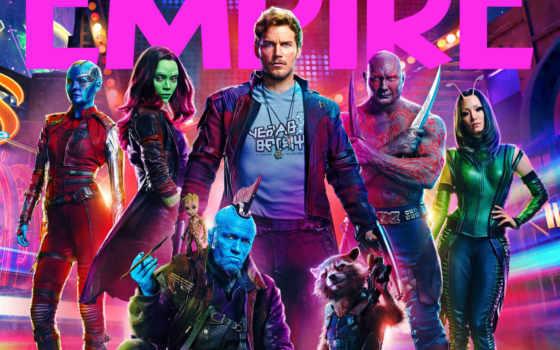галактики, стражи, часть, фильма, promo, постеры,