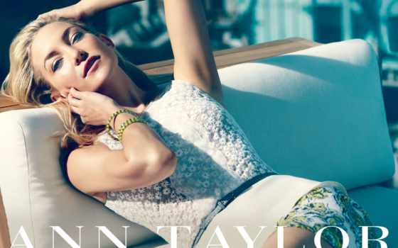 kate, hudson, taylor, ann, spring, collection, shooting, campaign, capsule, summer, katy,