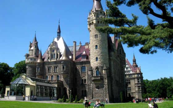 замки, мира, замков
