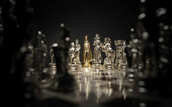 king, chess, разделе