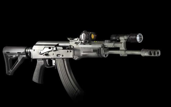 винтовка, assault, оружие, машина, ак, штурмовая,