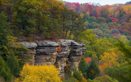 hocking, hills, ohio, state, об, pinterest, park,