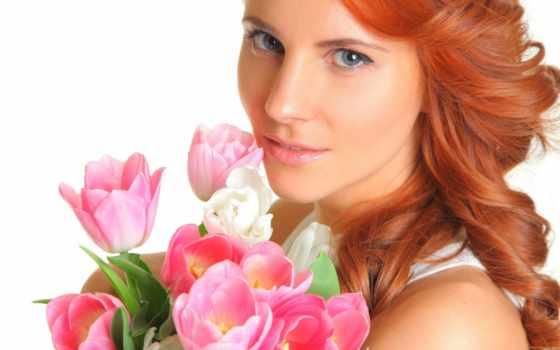 девушка, тюльпанами, сток, мар, devushki, martha, тюльпаны, cvety, max, весна, портал,