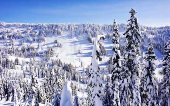 гора, ди, снег, твой, оригинал, добавить, река, winter