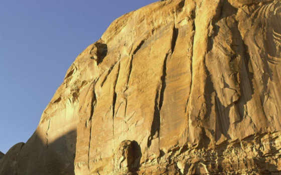 скалы, природа, картинку, природы, скала, освещенная, pics, песчаного, животных, часть, мыши, горы, screensaver, rocks, синее, загрузки, unsorted, mount,