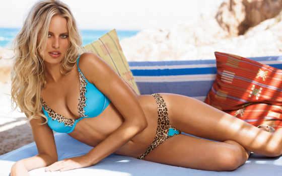 bikini, người, karolina, kurkova, dep, blue, views, mau, hinh, triumph,