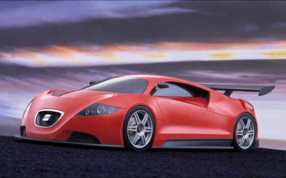cupra, seat, concept, показать, prototype, барселона, motor, леон,