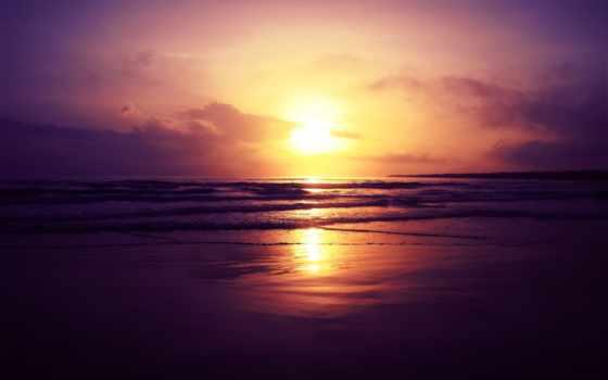 закат, mehta, море