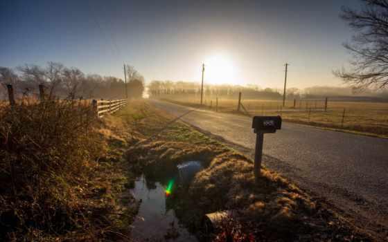дорога, туман, фотографий, box, пост, other, miriadna, нашем, сайте,
