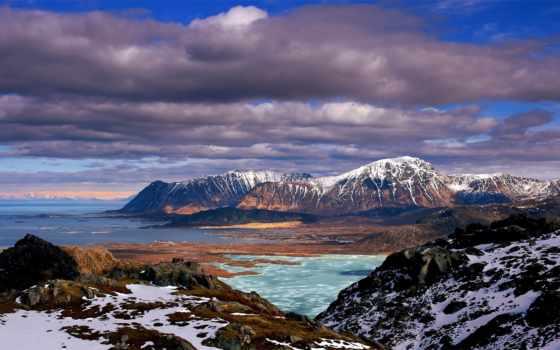 paisajes, montañas, nieve, invierno, naturaleza, toneladas, gratis, calidad, nevadas, cielo,
