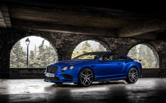 bentley, continental, supersports, февр, fastest, luxury, autowp,