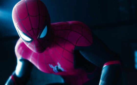 паук, мужчина, home, trailer, run, marvel, concept, teaser, far, holland, tom