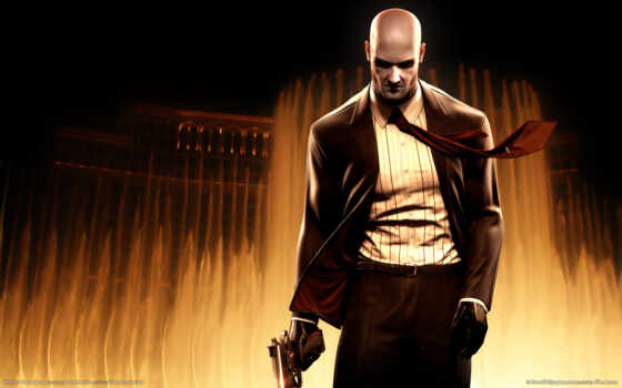 hitman, blood