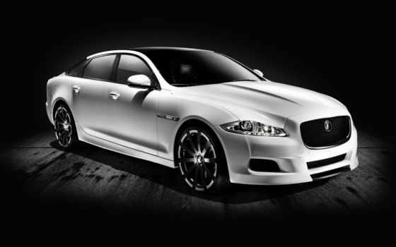 jaguar, xj, седана