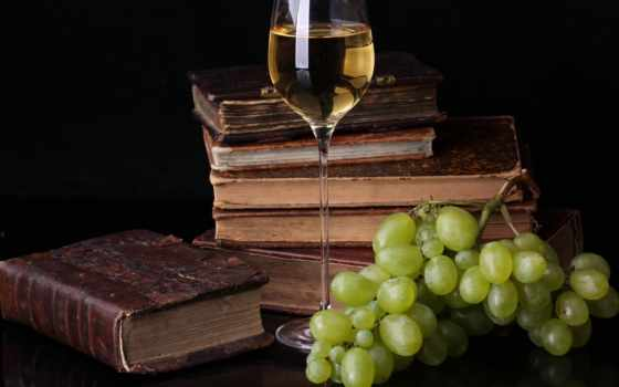 pulpit, winogrona, wino