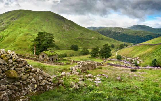 casa, pedra, сбербанк, pedras, paisagem, montanhas, imagens, paisagens, cerca, tanks, map,