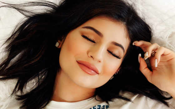kylie, jenner, her, celebrities, you, she,