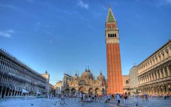 площадь, венеции, san, piazza, marco, marko, sana, бренд, святого,