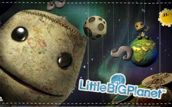 littlebigplanet, big, little, planet, vita, playstation, psp, lockscreen, sackboy, pour, theme,