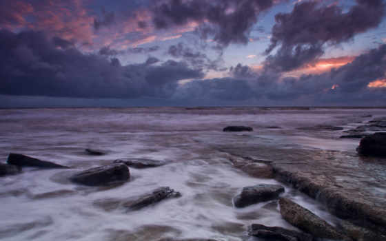 море, камни Фон № 31755 разрешение 1920x1080
