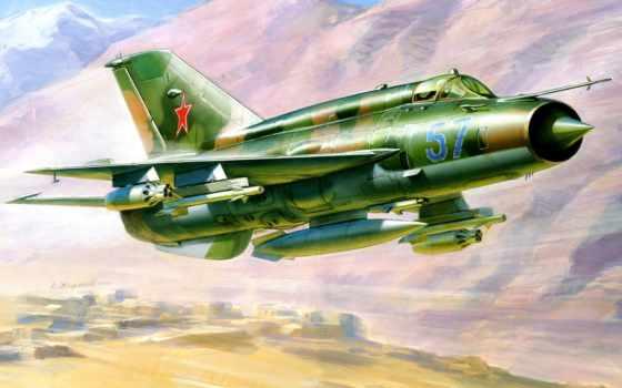 самолет, рисунок