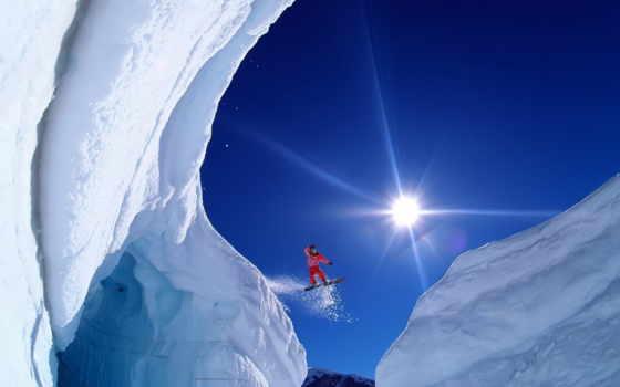 сноуборд, сноуборде