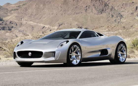 jaguar, supercar, concept
